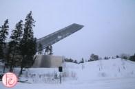 Holmenkollbakken ski jump oslo