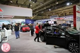 Honda 2015 Civic Auto Show