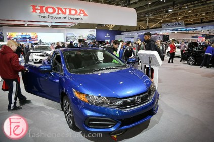 Canadian International Auto Show 2015 Honda