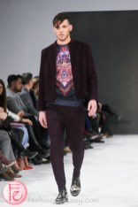Joao Paulo Guedes FW2015 Toronto Mens Fashion Week