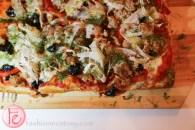 Levetto Salsiccia pizza
