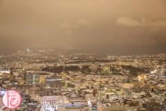 view from Radisson Blu Plaza Oslo