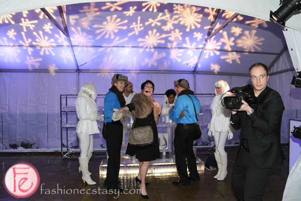 ice bar riobel 20th anniversary party