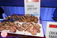 lamb chop station