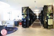 Sofitel Paris Arc de Triomphe lobby & bar