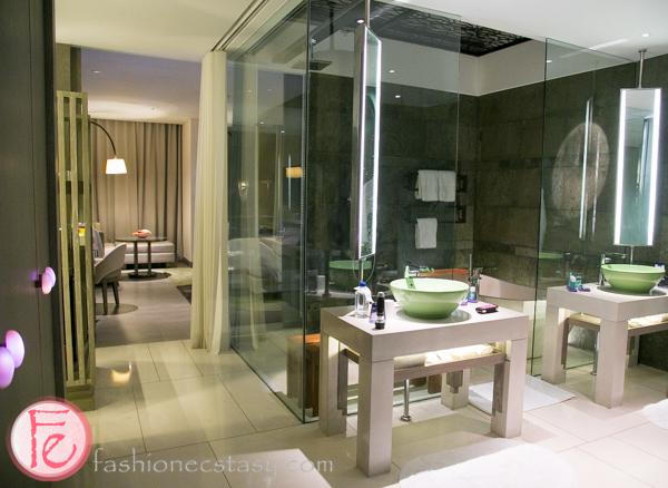 W Hotel Seminyak bathroom