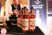 Canadian Club whisky motionball 2015