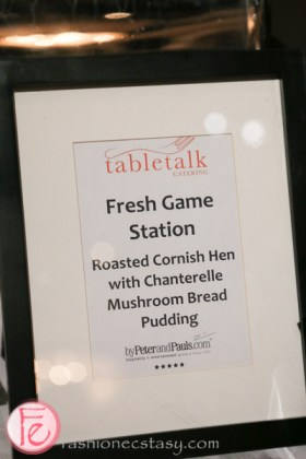 table talk catering motionball 2015