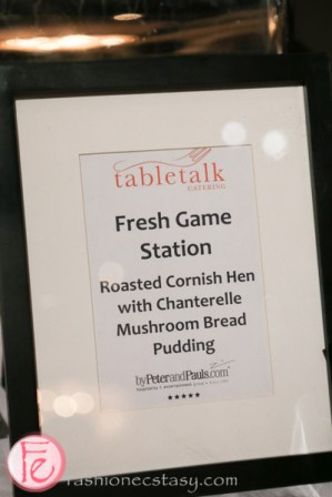 table talk catering motionball 2015