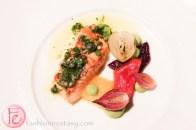 oslo oro bar set menu-salmon