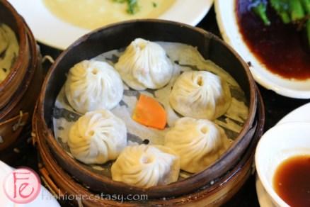 shanghai Yu Garden yuyuan nanxiang steamed bun