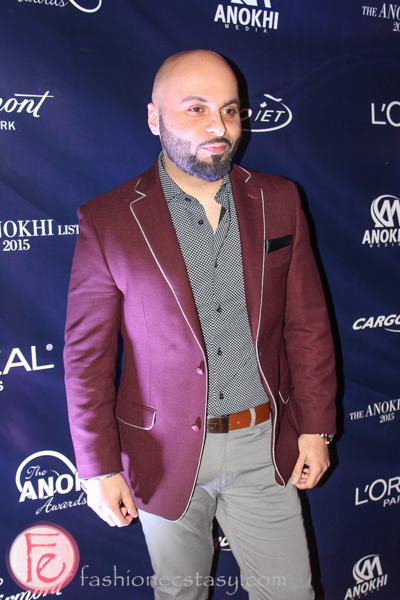 DJ Biks anokhi media awards show 2015