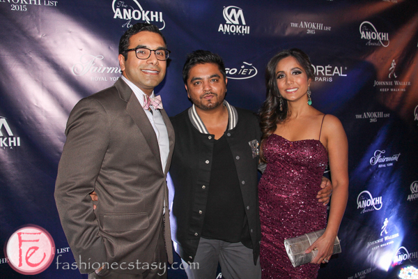 Rishi Rich anokhi media awards show 2015