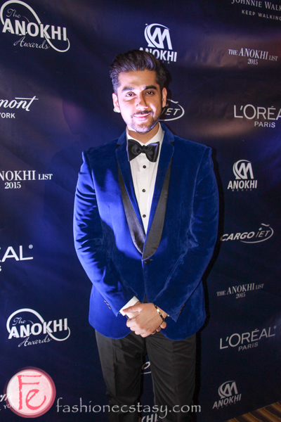 Vinay Virmani anokhi media awards show 2015