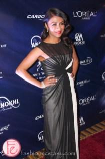 Karen David anokhi media awards show 2015