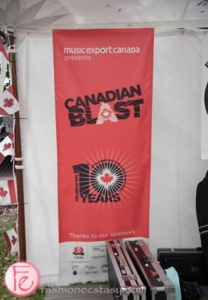 Canadian Blast BBQ at SXSW 2015