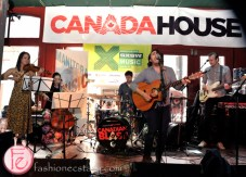 JP Hoe at canadian blast sxsw 2015 canada house