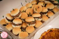 hamburger tray