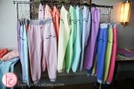 lazypants spring/summer 2015 pastel colour sweatpants