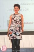 Lolitta Dandoy well dressed for spring 2015 wellspring fashion show