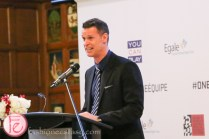 Mark Tewksbury bcag bonham centre awards gala