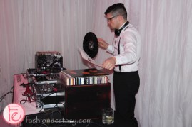 black & white with a touch of pink gala 2015