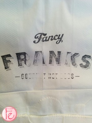 fancy franks gourmet hot dog queen west opening