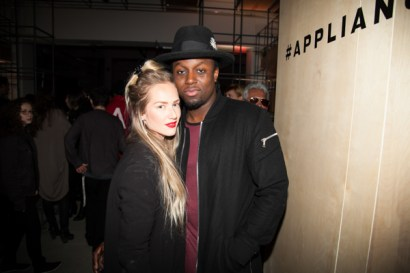 Jaclyn Genovese and Jebril Jalloh Get Fresh Company
