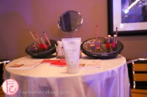 aveda beauty booth memory ball