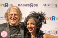 Roger Christian Oscar winning filmmaker Star Wars Lina Dhingra wife starlight children's foundation gala 2015
