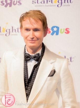 David Dixon fashion designer