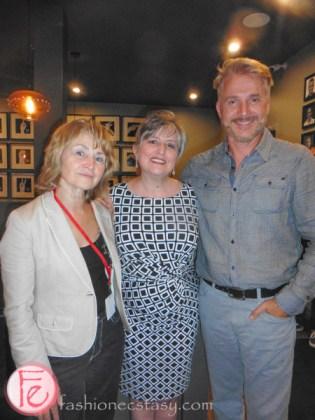Catherine MacKinnon Anthony Natale Toronto International Deaf Film Arts Festival 2015 reception