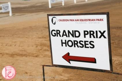 Caledon Equestrian Park Pan Am 2015
