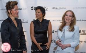Waneek Horn Miller, Marci Ien, Marilyn Field darearts gala 2015