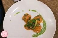 Lobster Ravioli-Cabin Restaurant