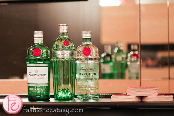 Tanqueray London Dry Tanqueray No.Ten and Tanqueray Rangpur