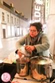 mulled wine vendor