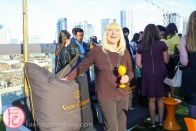 sara waxman veuve clicquot yelloweek launch party thompson toronto
