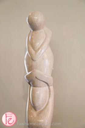 williams mill stone sculpture