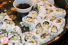 California sushi roll - Blowfish