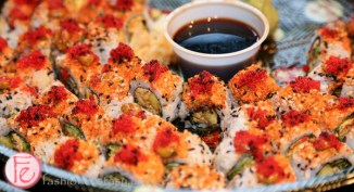 sushi roll - Blowfish
