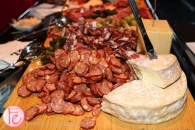 Parts and Labour charcuterie board bounce gala 2015