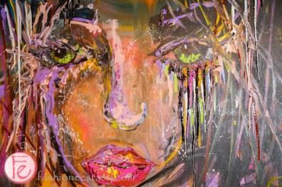 Jessica Gorlicky / JESSGO completed live art for live auction