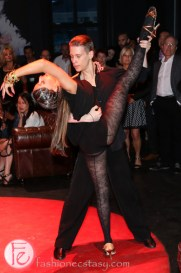 Sharon Tudorovsky and Alex Maslanka dance at bounce informal ball 2015 the theatre centre