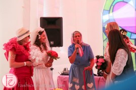 bestival toronto 2015 inflatable church wedding