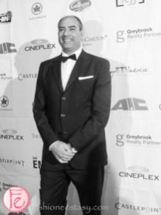 Maurizio Magnifico at icff 2015 closing party