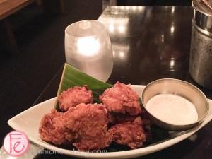Karaage deep fried chicken ryoji ramen & izakaya
