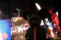 fake deadmau5 head