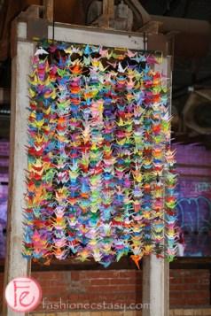 origami wall sickkids gala 2015