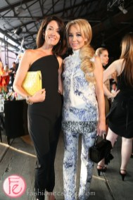 suzanne rogers scrubs in the city gala 2015 tokyo for sickkids